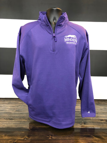 Whippet Quarter Zip Sweatshirt