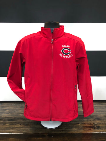 Cozad Haymakers Softshell Jacket