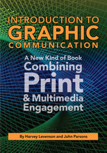 Load image into Gallery viewer, Introduction to Graphic Communication (ISBN 9780692081174)
