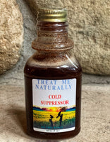 TREAT ME NATURALLY™ Cold Suppressor