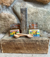 HANDCRAFTED GIFT BASKETS - Flavored Honey