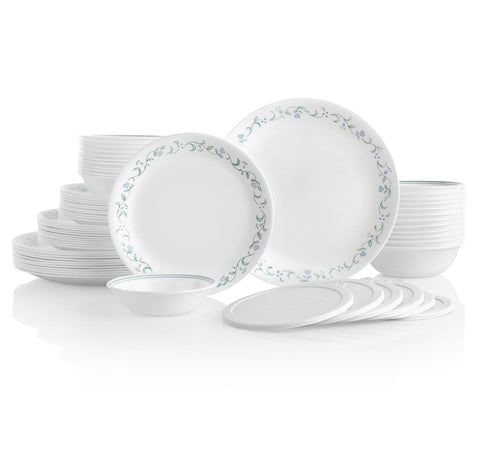 Corelle 66pc Dinnerware Set Country Cottage