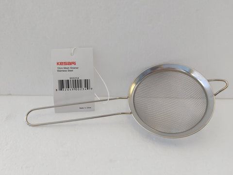 Tea Strainer Stainless Steel 10cm