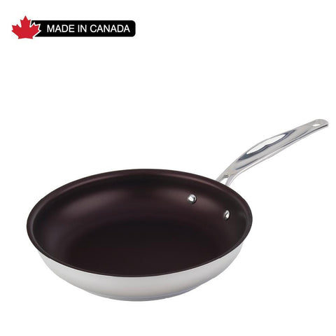 "Confederation Stainless Steel 24cm/9.5"" Non Stick Fry Pan - Meyer"