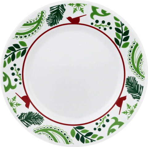 "Corelle 8.5"" Lunch Plate - Birds and Boughs"