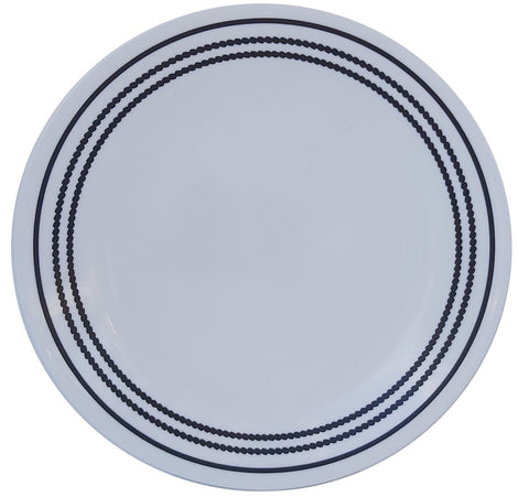 "Corelle 8.5"" Lunch Plate - Onyx Black"