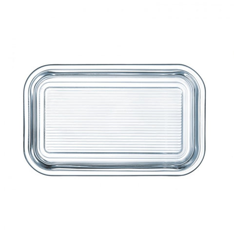 Glass Butter Dish 17cm - Luminarc