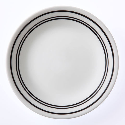 "Corelle 8.5"" Lunch Plate - Classic Cafe Black"