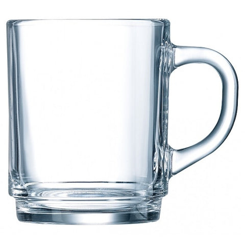 Stackable Clear Mug 8.5 oz - Luminarc