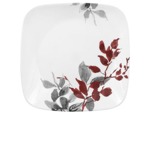 "Corelle Kyoto Leaves 9"" Salad Plate"