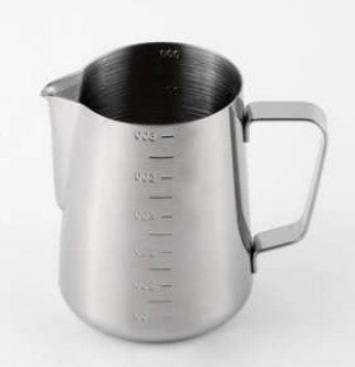 Milk Pot Stainless Steel 400ml