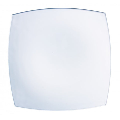 Luminarc Square White Dinner Plate 26cm-Quadrato