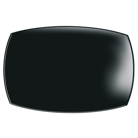 Luminarc Black Rectangular Dish 35cm-Quadrato