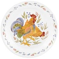 "Corelle 10.25"" Dinner Plate - Country Morning"