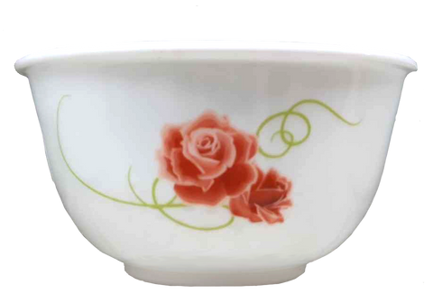 Corelle Rosetta 11oz Footed Rice Bowl