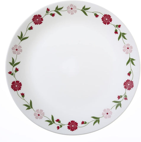 "Corelle Spring Pink 8.5"" Lunch Plate"