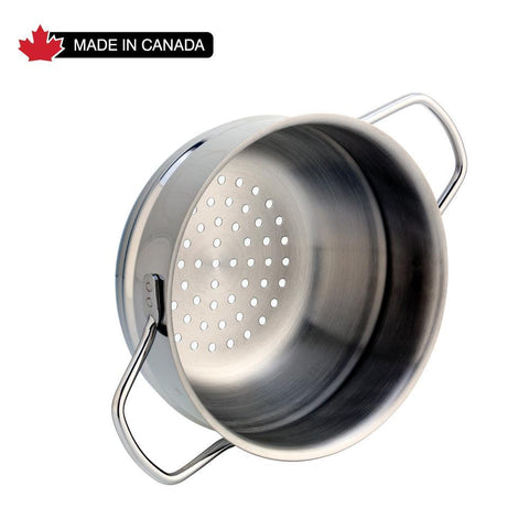 Classic Stainless Steel 1.5L Steamer Paderno