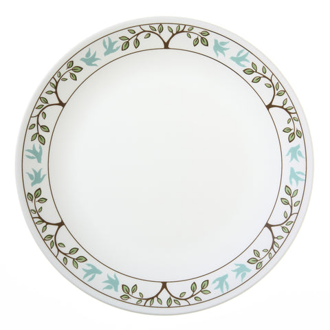 "Corelle 8.5"" Lunch Plate - Tree Bird"