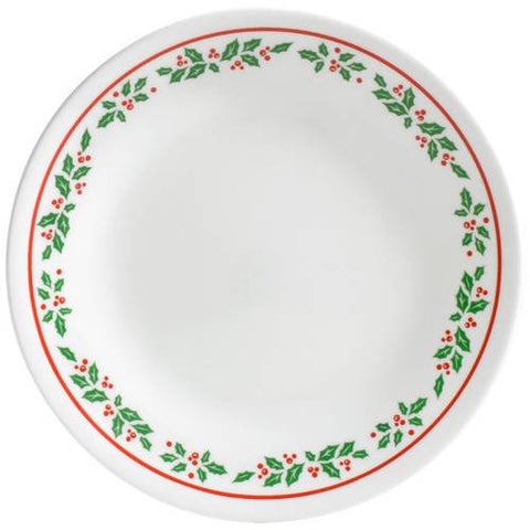 "Corelle 8.5"" Lunch Plate - Winter Holly"