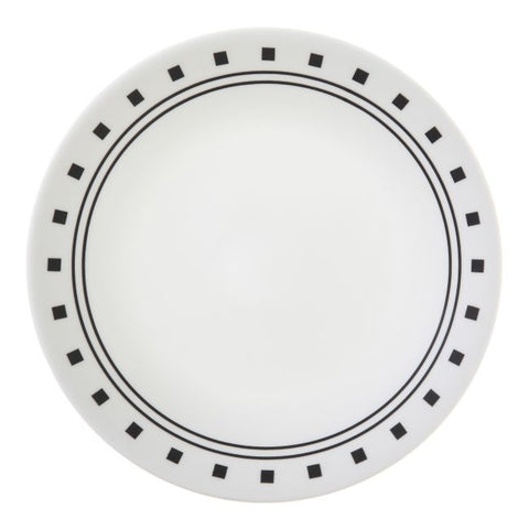 "Corelle City Block 6.75"" Appetizer Plate"