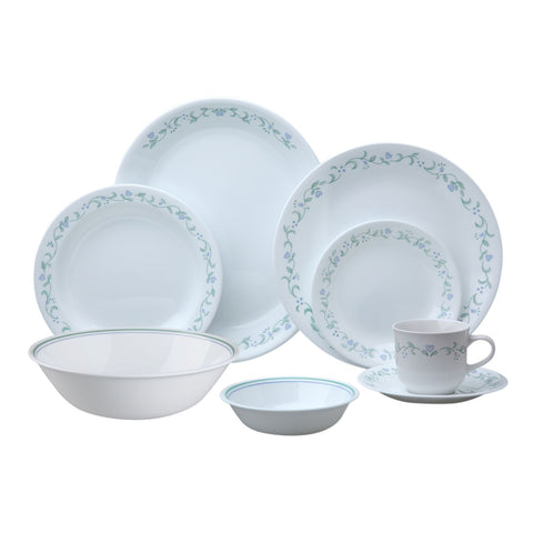 Corelle 76pc Dinnerware Set Country Cottage