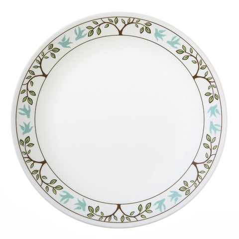 "Corelle Tree Bird 10.25"" Dinner Plate"