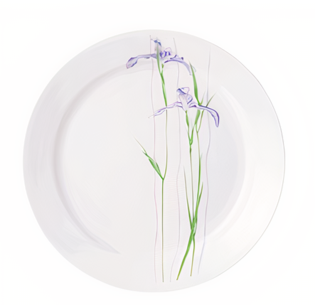 "Corelle 8.5"" Lunch Plate Shadow Iris"
