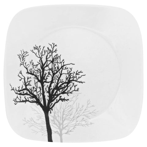 "Corelle Timber Shadows 6.5"" Appetizer Plate"