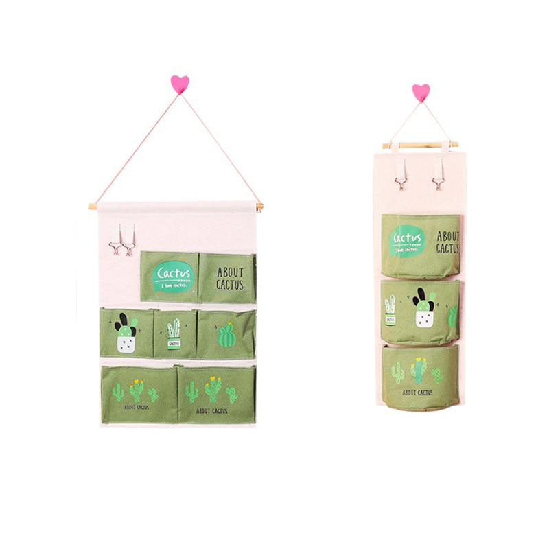 Cute Printed Wall Organisers