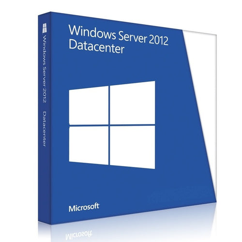 Microsoft Windows Server 2012 DataCenter - Ma Licence