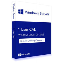 Charger l'image dans la galerie, Windows Server 2012 R2 RDS User/Device - Ma Licence