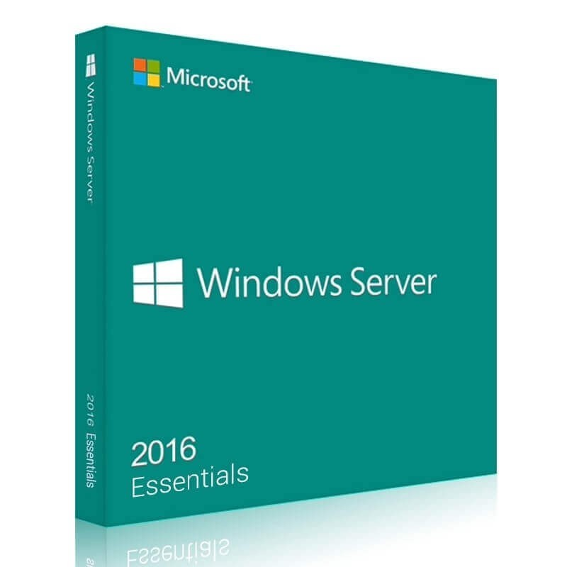 Windows Server 2016 Essentials - Ma Licence