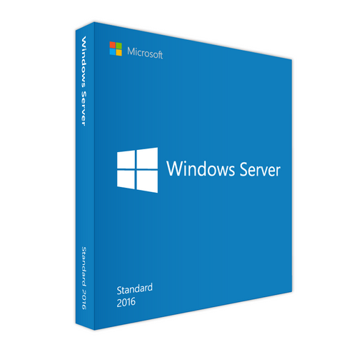 Windows Server 2016 Standard - Ma Licence