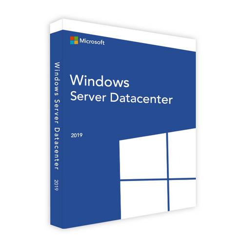 Windows Server 2019 DataCenter - Ma Licence
