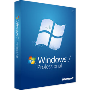 Windows 7 Professionnel - Ma Licence