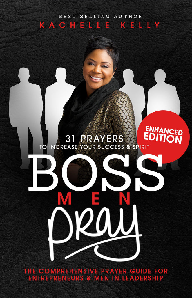 Boss Men Pray: Prayer Guide