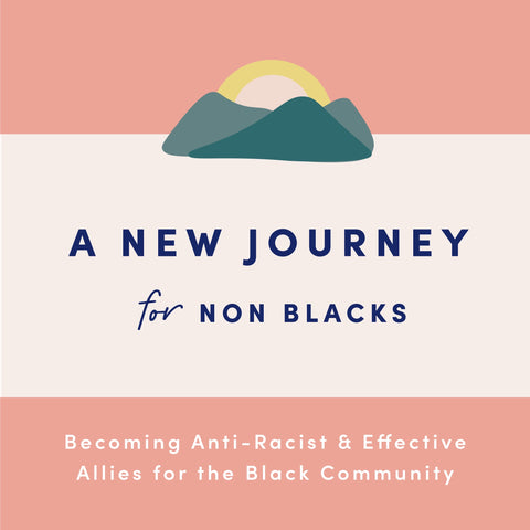 A New Journey for Non-Blacks Course (NAME YOUR OWN PRICE AVAILABLE)
