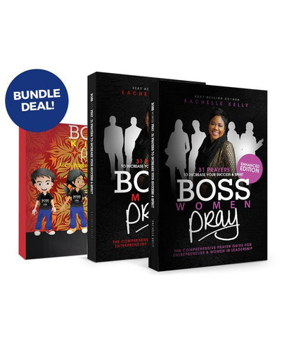 Boss Pray Family Pack