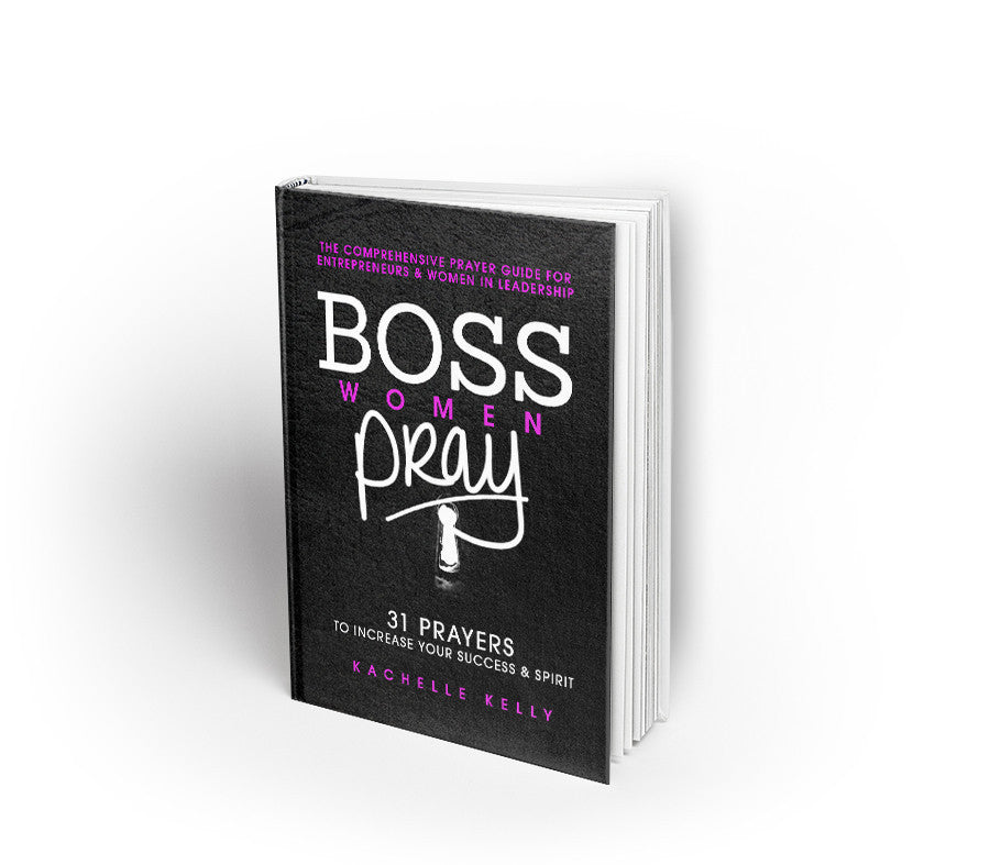 Discounted: 15 COPIES Boss Women Pray: Prayer Guide (NEW VERSION)