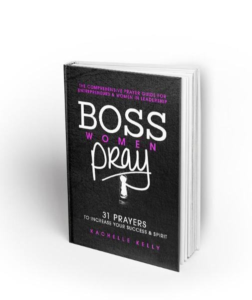 Discounted: 10 COPIES Boss Women Pray (NEW VERSION)