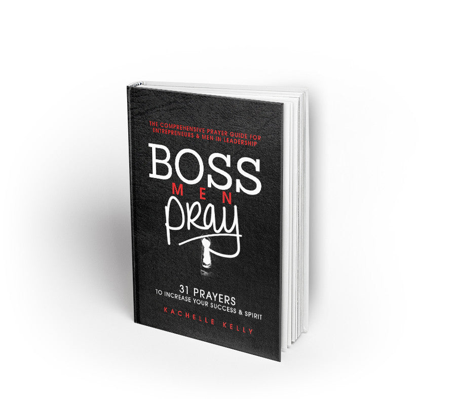 Discounted: 15 COPIES Boss Men Pray: Prayer Guide (NEW VERSION)