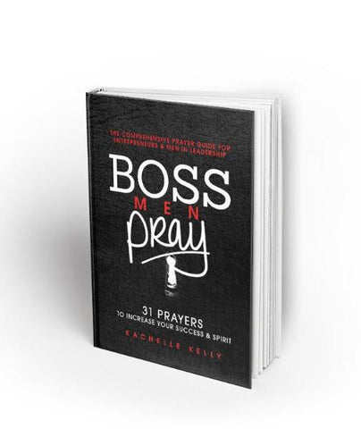 Discounted: 10 COPIES Boss Men Pray (NEW VERSION)