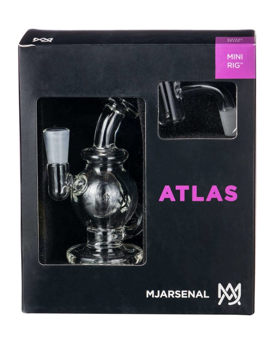 Atlas Mini Rig - Destination Smoke