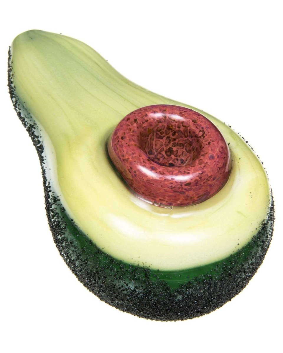 Avocado Hand Pipe - Destination Smoke