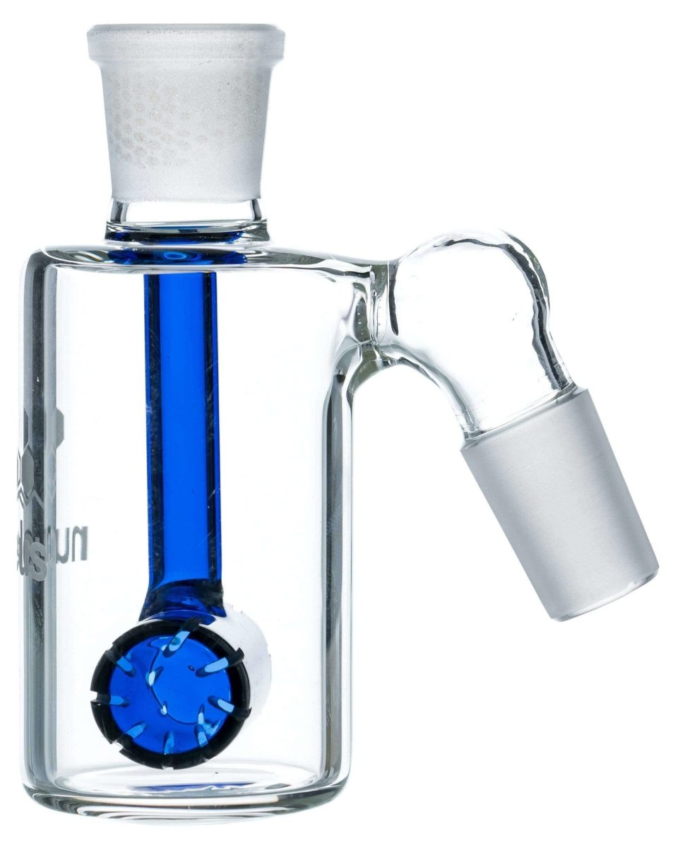 Barrel Perc Ashcatcher - Destination Smoke