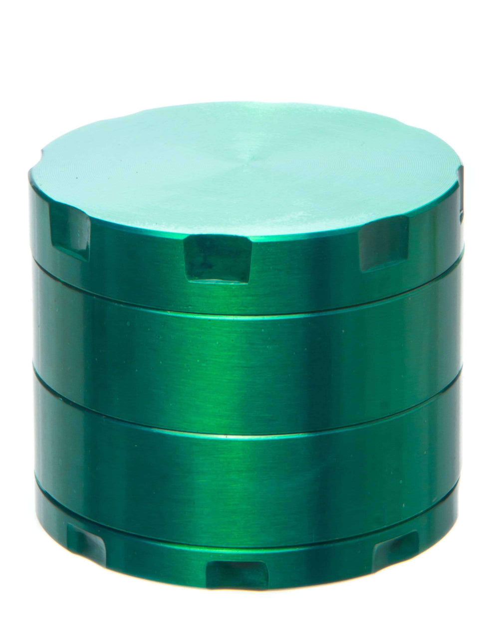 Four Piece Herb Grinder - Destination Smoke