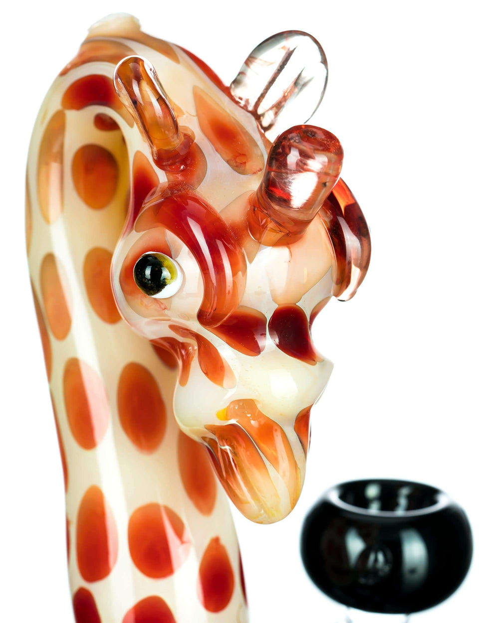Giraffe Neck Bong - Destination Smoke