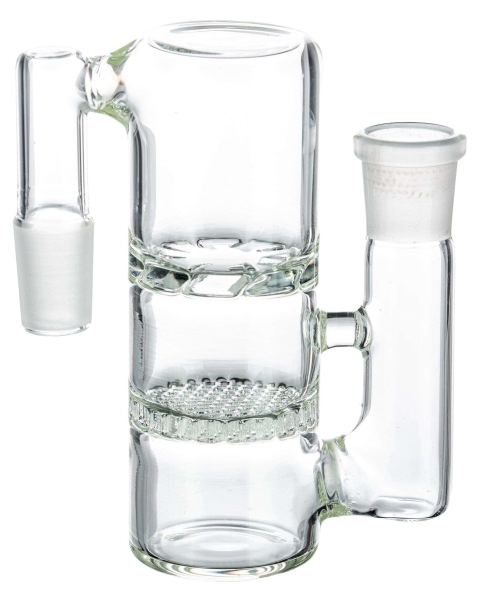 Honeycomb to Turbine Perc Ashcatcher - DankStop