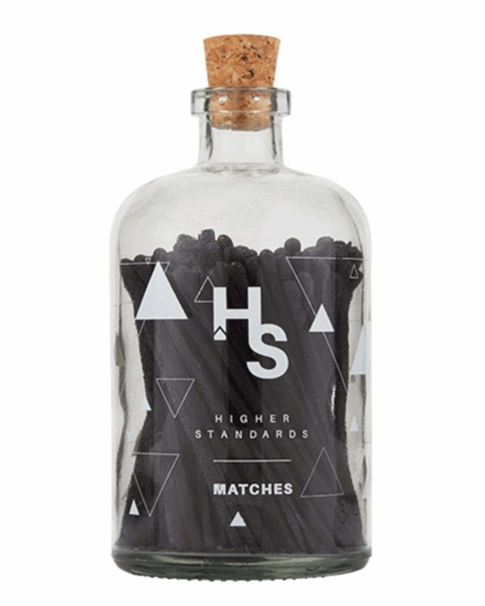 Large Match Bottle - Higher Standards