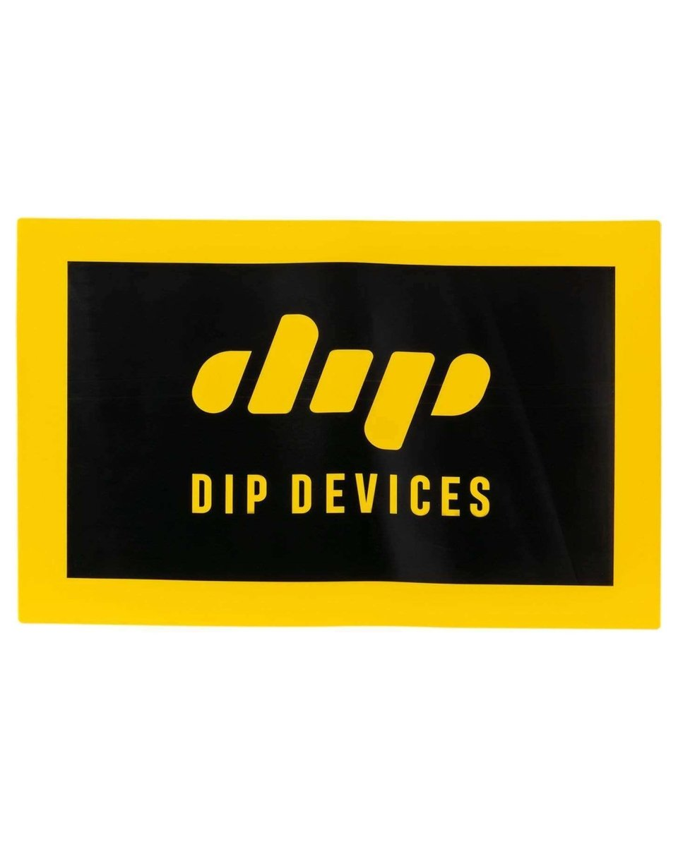 Large Rectangle Dab Mat - Dip Devices